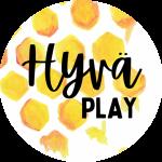 Hyva Play Round Logo