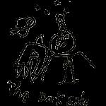 The dork side logo